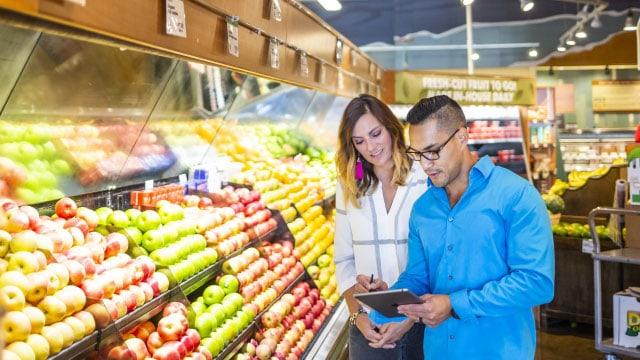 Taper: Building Efficiency - Leverage Energy Efficiency in Your Buildings - Supermarket