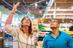 Taper Solutions: Consulting Solutions - grocery store
